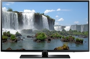 Samsung 60 in. 1080p LED Motion Rate 120 Smart HDTV UN60J6200