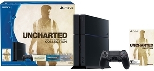 500G Uncharted: The Nathan Drake Collection Bundle (PS4)
