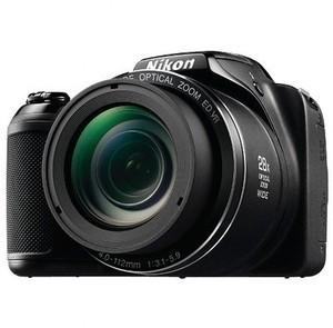 Nikon Coolpix L340 20.2 Mp Digital Camera - Black (26484)