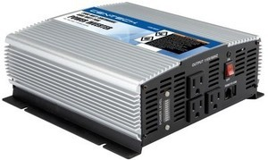 Cen-Tech 2000 Watt Continuous/4000 Watt Peak Power Inverter