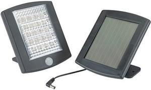 Buker Hill Security 36 LED Solar Security Light