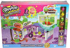 Shopkins Kinstructions Deluxe Food Court