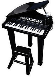 Potex Toys Interactive Grand Piano with Stool