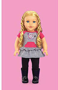 """18"""" Basic Doll Outfits"""