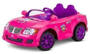Power Wheels 12V Battery Toy Ride-On Disney Princess Convertible w/ Coupon #1