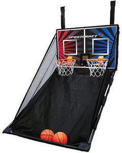 Sportcraft Over The Door Double Hoop - Basketball Game