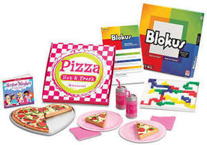Truly Me Pizza Party Set