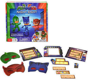 PJ Masks Night Sight Mystery Game