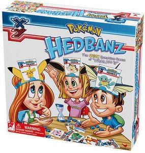 Cardinal Games Pokemon XY Hedbanz Card Game