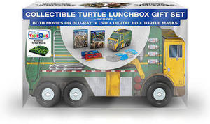 Teenage Mutant Ninja Turtles: Out of the Shadows Lunch Box Gift Set