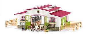 Schleich Horse Club Riding Center Playset