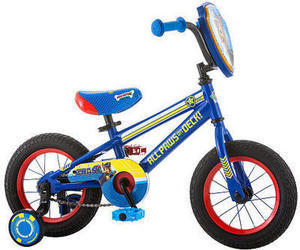 Boys 12 inch Mongoose Paw Patrol Bike