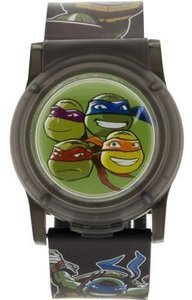 Teenage Mutant Ninja Turtles Pop Flash LCD Watch