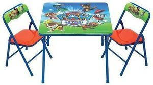 Paw Patrol Activity Table & Chair Set