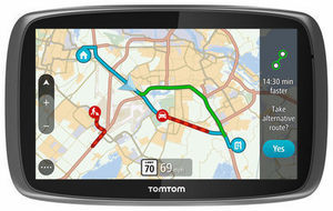 TomTom GO 600 Portable Vehicle GPS with Lifetime Maps TomTom GO 600 Portable Vehicle GPS