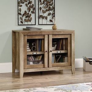 Sauder Dakota Pass Display TV Cabinet