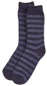 Heat Holders Mens Stripe Twist Thermal Socks or Medalist Men's Fleece Socks