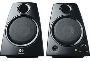 Logitech Z130 Computer Speakers