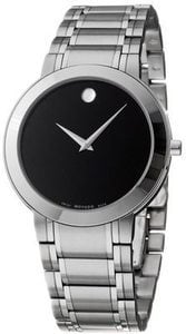 Movado Men's 606191 Stiri Stainless Steel Watch