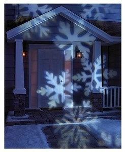 Philips Cool White Snowflakes Projector