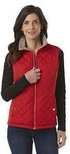 Laura Scott Women's Puffer Vest