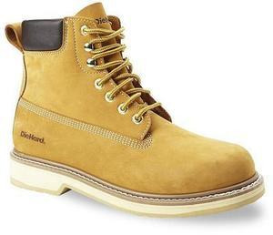 "DieHard Men's Classic 6"" Wheat Soft Toe Work Boot"