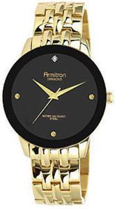 Armitron Men's Diamond Dial Watch