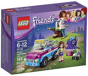 LEGO Friends Olivia's Exploration Car