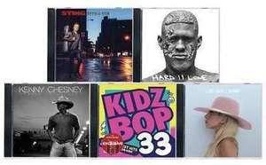 Select CDs