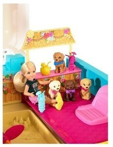 Barbie Ultimate Puppy Mobile Barbie Ultimate Puppy Mobile