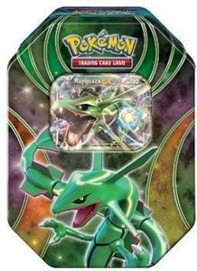 Pokemon Trading Card Tins