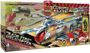The Corps! Elite Airplane or Helicopter Set