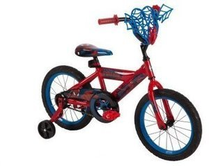 "16"" Huffy Boys' Marvel Ultimate Spider-Man Bike"