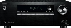 Onkyo 700W 5.1-Ch. 4K Ultra HD and 3D Pass-Through A/V Home Theater Receiver - Black