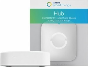 Samsung SmartThings Hub - White