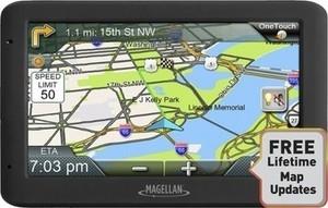 "Magellan RoadMate 5625-LM 5"" GPS w/ Lifetime Map Updates"