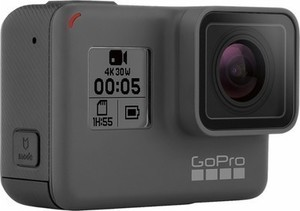 GoPro HERO5 Black 4K Action Camera + Free $35 Best Buy GC & 64GB Memory Card