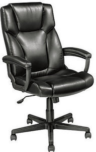 Realspace Breckland High-Back Executive Chair