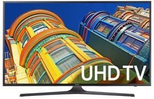 "Samsung 55"" 4K HDR Ultra HD Smart TV"