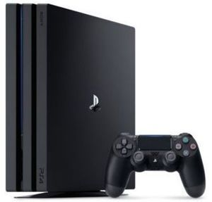 Sony PlayStation4 Pro 1TB Gaming Console