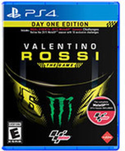 Valentino Rossi: The Game Day One Edition (PS4)