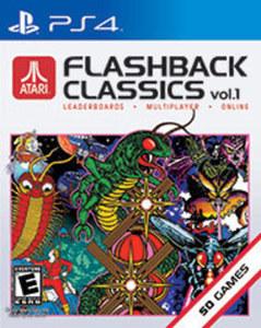 Atari Flashback Classics Volume 1 (PS4)