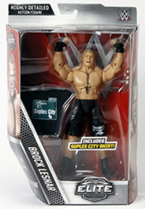 WWE Elite Collection: Brock Lesnar Figure