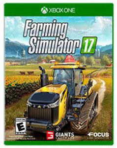 Farming Simulator 17 by Maximum Games Xbox One