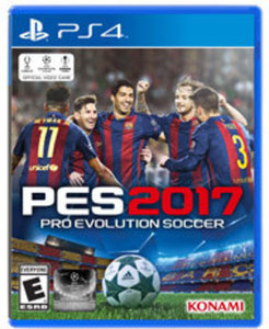 Pro Evolution Soccer (PS4)