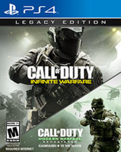 Call of Duty: Infinite Warfare Legacy Edition by Activision