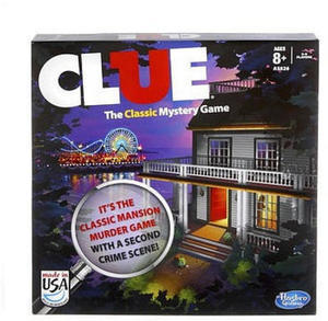 Clue 2013 Edition The Classic Mystery Game