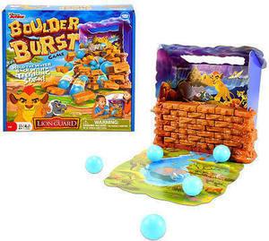 Disney Junior The Lion Guard Boulder Burst Game