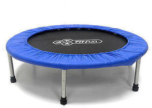 Stats 38 inch Quick Folding Circle Trampoline