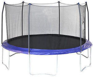 Skywalker 15 feet Round Trampoline with Enclosure